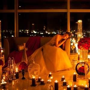 大人気!岡山の夜景を見ながら素敵な二次会を♪