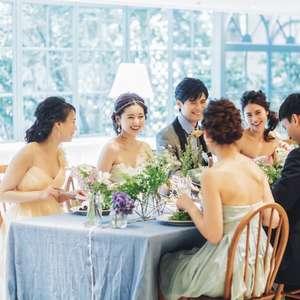 【10名約50万】ご家族の挙式会食に♪ドレス&写真フルセット