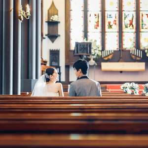 【各月先着5組限定】歴史ある大聖堂で叶う人気の挙式のみプラン