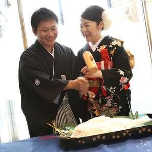 【60万円以上お得!】家族婚プラン「華燭」~挙式+ご披露宴~