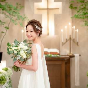 【1月までの挙式&パーティ限定】Wedding Plan