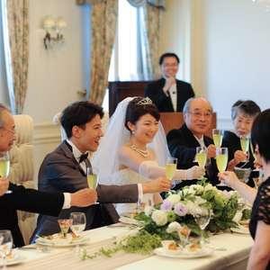 【挙式なし】小さな結婚式プラン