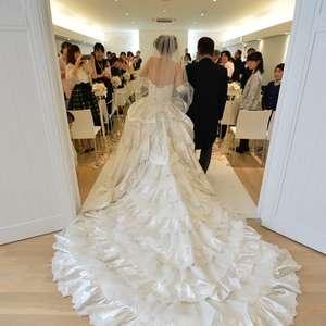 挙式、衣装、写真込♪♪二人だけの結婚式プラン