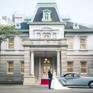 【歴史ある洋館で叶える】旧宮家の邸宅でロイヤルウエディング