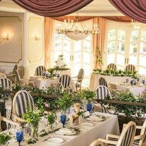 【レストランW】美食と華やかなパーティ演出『ル・ジャルダン』