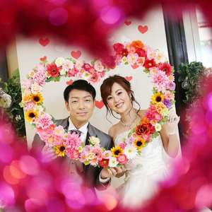 【5月~7月】愛と絆深まるウエディングプラン