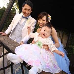 【お急ぎ・子育て中の方へ】パパママ婚限定プラン