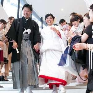《和装で人前式》◆和◆の雰囲気でもアットホームに楽しく!!
