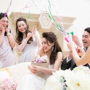 【長野初認定】ウェルカムベビーの結婚式場☆パパママキッズ婚♪