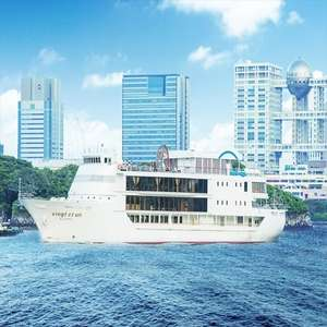 【後払いOK!10名¥198,000】船上ウエディングプラン