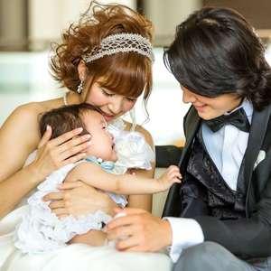 【パパママ&キッズ婚】限定ウエディングプラン