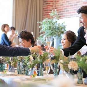 【大切な方たちとの結婚式!】格安♪家族婚プラン★