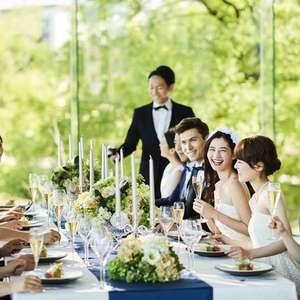 【家族婚&少人数お食事会プラン】準備も予算も安心!