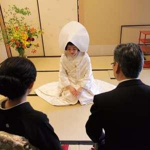 平日限定『挙式プラン』☆日本の伝統的な結婚式~祝言式も可能
