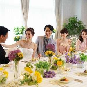 【家族とシンプルに結婚式】挙式と食事会プラン