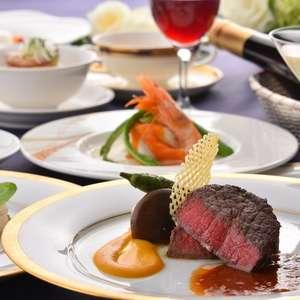 【料理重視カップルへ!】ゲストも大満足の料理こだわりプラン