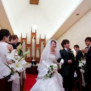 サンタ マリア教会 1日1組貸切 結婚式プラン
