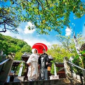 北野天満神社 神前式プラン 30名様