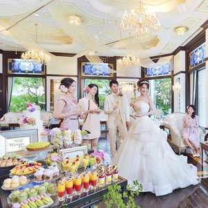 夏の結婚式が39万円で叶う★