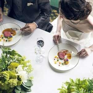 挙式なし、豪華披露宴のみのウエディングプラン(洋装)