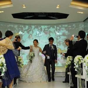 77,760円から叶う♪家族だけで♪チャペルでの結婚式