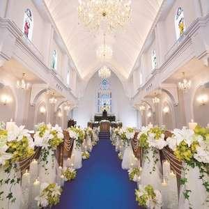 大聖堂挙式&フォトウェディングプラン