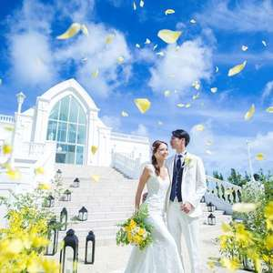【新婚旅行の間に挙式だけ】挙式のみシンプルにベーシックプラン