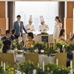 【通年OK】ドレス・ケーキ・写真特典付<50名237万円~>