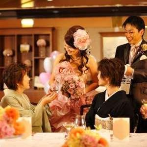 【10名/29.8万円】挙式+お食事会に!ファミリアプラン