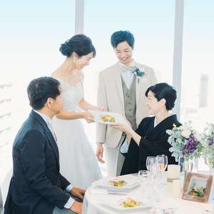 【2020年3・4・5月】春婚◇挙式+披露宴プラン〈40名〉