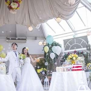 【2017年6月末まで!】春Wedding限定プラン