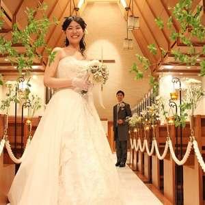 何名参列でも【11万円】ホテルで叶える本格チャペル挙式!