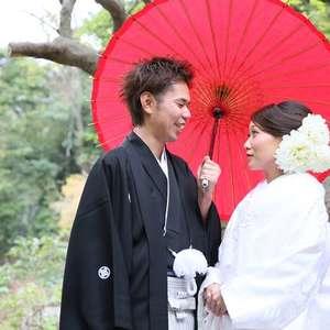 【鎌倉宮・神前結婚式】本格衣裳、写真データ渡しの満足プラン♪