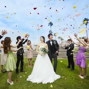 【結婚式を諦めないで!】挙式&カジュアルパーティプラン