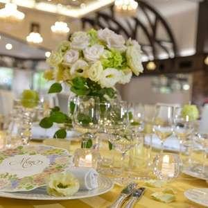 結婚式とご家族10名様のお食事会プラン