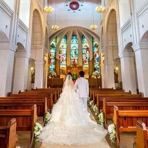 聖フランチェスカ大聖堂挙式プラン