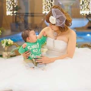 【ファミリー婚なら♪】パパママ&キッズウェディングプラン