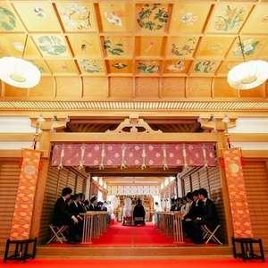 神前式をご検討の方!提携先神社で叶う和装プラン