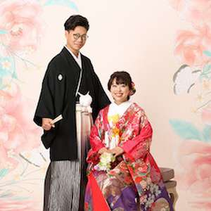 【全データ込】和装前撮プラン6.5万円♪衣裳+美容+写真!