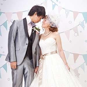 【全データ込!】洋装前撮プラン☆5万円♪衣裳+美容+写真!