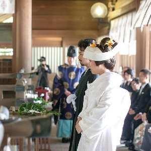 日本古来の伝統挙式 『和婚ウエディングプラン』