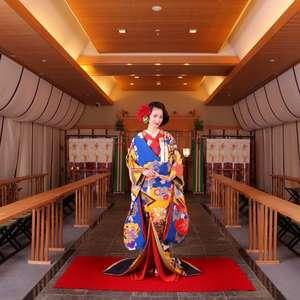 【神殿式コミコミ-28万円】神殿にて行う和婚式