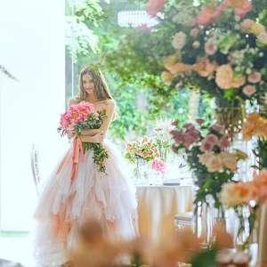 ドレスにこだわる花嫁プラン