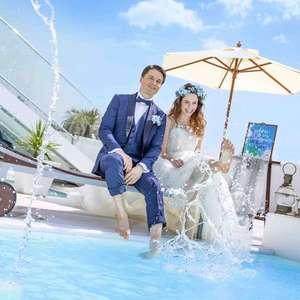 【サマープラン】 ■2019年6~8月の結婚式50名148万