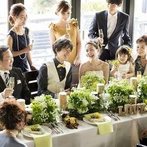 【2月までの家族婚&マタニティ婚】30名74万円