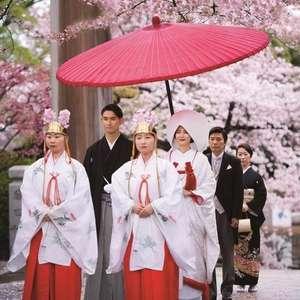 横濱で神前式をお考えの方へ「伊勢山皇大神宮 神前挙式プラン」