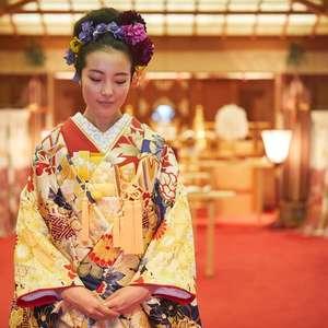 【神前式専門プラン】古き良き日本の結婚式をご希望のお二人に