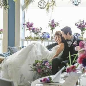 スプリング(3月・4月)♪ Special Wedding Plan【100名】
