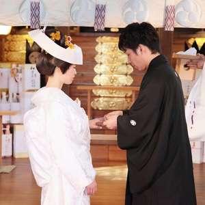 絆を深める!【神社式+10会食】家族婚