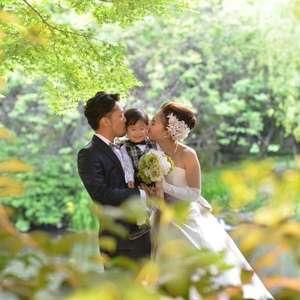 【おめでた婚や急な結婚式の方】祝言プラン